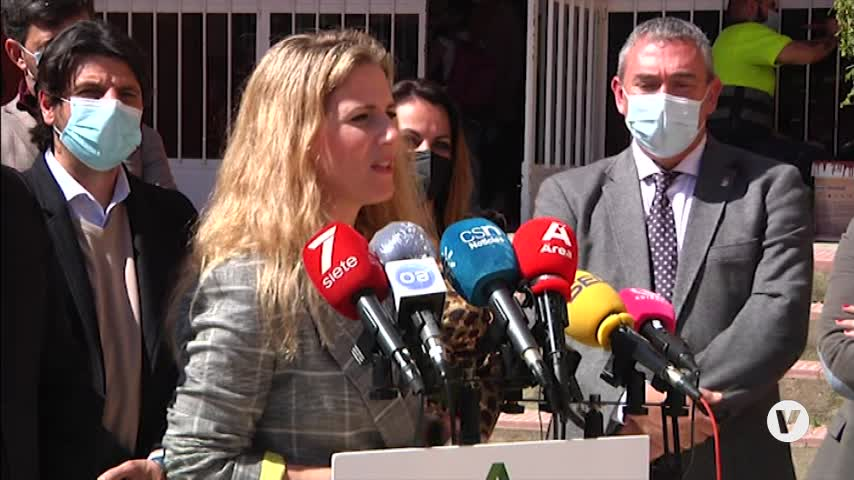 La Junta inicia las obras del colegio Puerta del Mar, de Algeciras