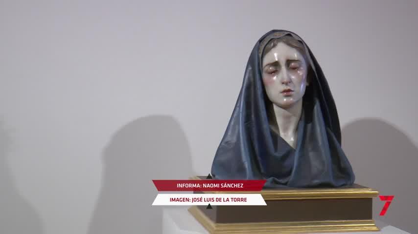 El arte sacro, protagonista de dos muestras en Málaga por la Semana Santa