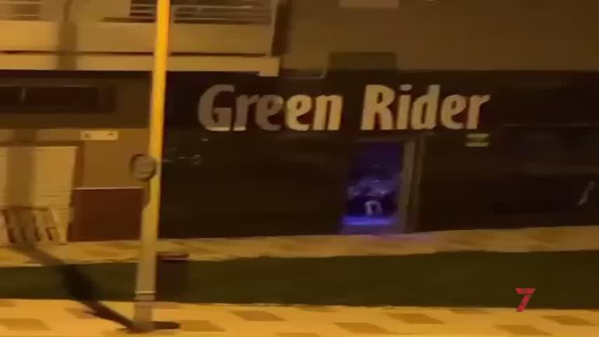 La Policía aborta un segundo intento de robo en una tienda de bicis en Algeciras