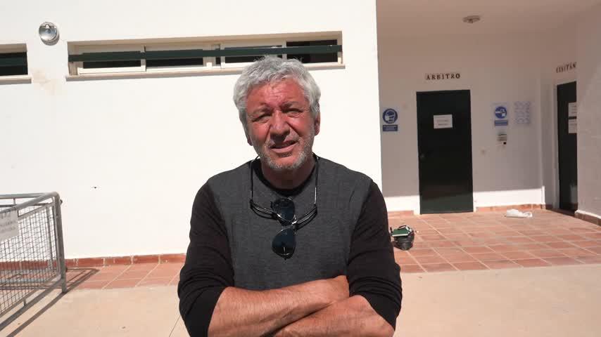 Vita, entrenador del R. Sanluqueño: