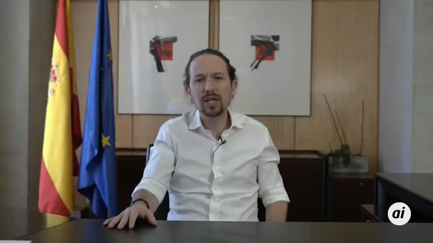 Iglesias dejará el Gobierno para presentarse a las elecciones en Madrid