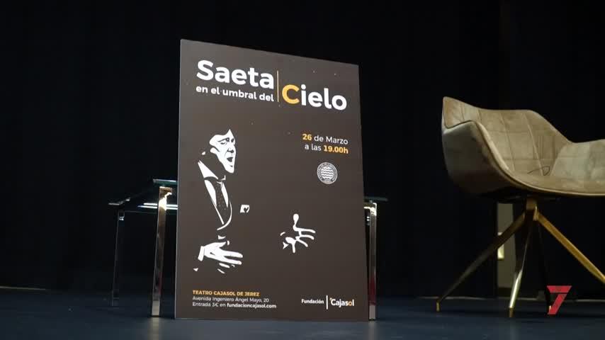 El Teatro Cajasol acogerá el estreno de 'Saeta, en el umbral del cielo'