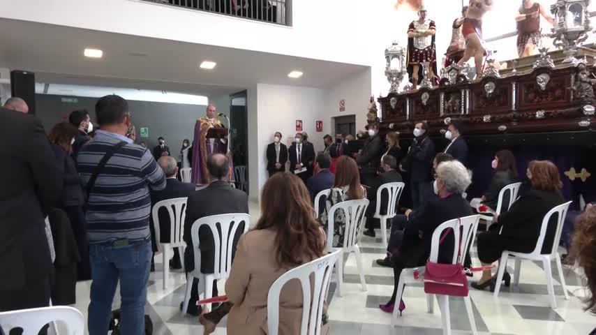 Moreno anuncia tres millones de ayudas para los actos culturales de las cofradías