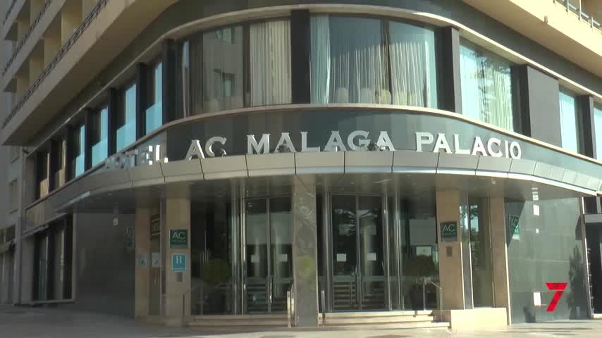 Hoteles de Málaga creen que la Semana Santa será en ocupación como un fin de semana largo
