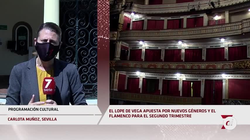 El flamenco y los nuevos géneros, protagonistas de la nueva agenda del Teatro Lope de Vega