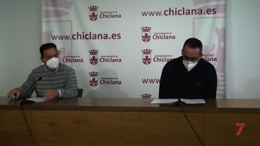 El servicio de ayuda a domicilio atiende actualmente en Chiclana a 427 personas