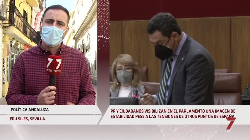 PP y Ciudadanos descartan un adelanto electoral en plena pandemia