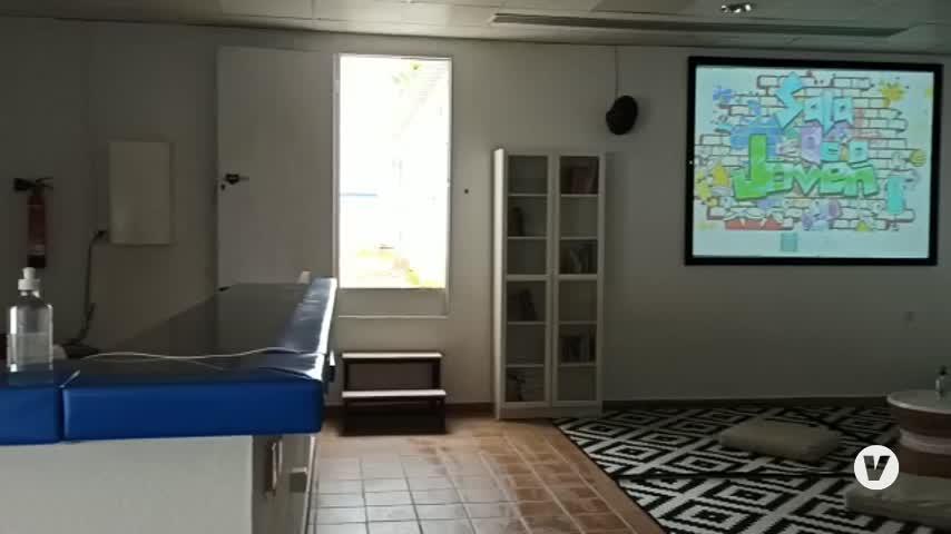 Nueva sala de ocio para jóvenes de entre 12 y 18 años