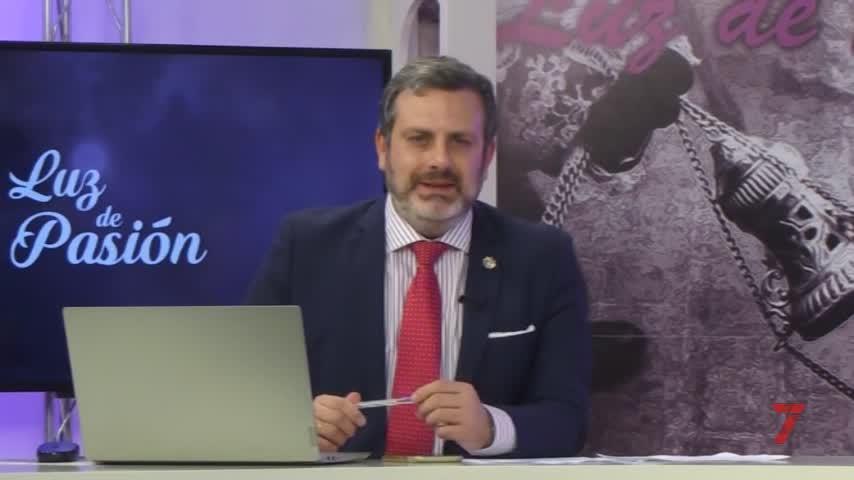 Lo mejor de Luz de Pasión en 7TV Cádiz en el Domingo de Ramos