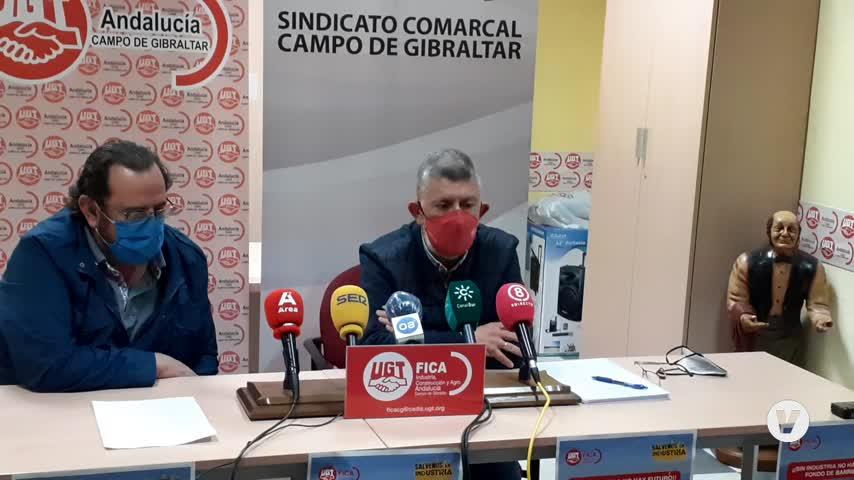 UGT reclama al Ayuntamiento de San Roque que facilite el Fondo de Barril de Cepsa