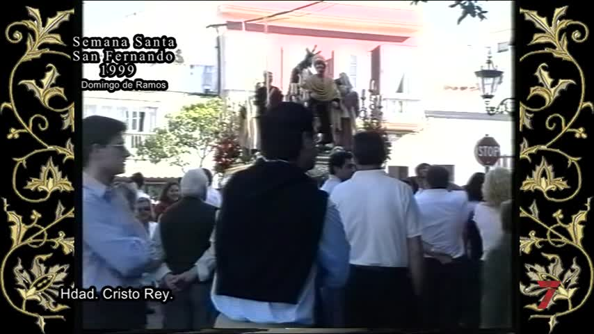 Semana Santa en el recuerdo: Un resumen de la Semana Mayor de San Fernando de 1999