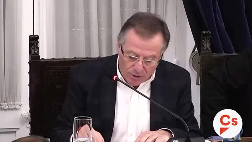 Cs expulsa de sus filas al presidente de Melilla por incumplir las directrices del partido