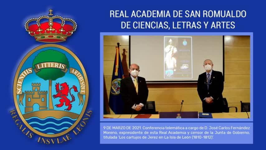 Cuando la Orden de los cartujos de Jerez se trasladó a la Villa de la Real Isla de León