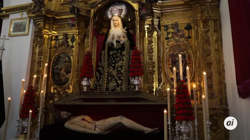 Un Viernes Santo que mereció vivirse con las procesiones en las calles de San Fernando