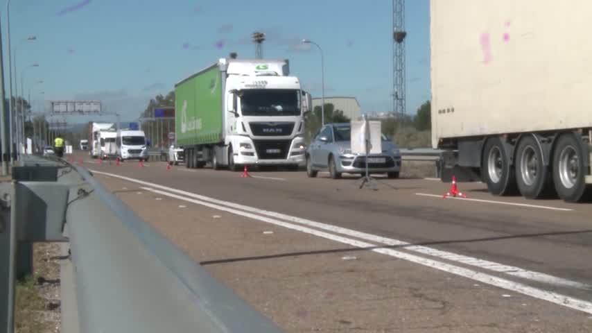 España prorroga los controles en la frontera terrestre con Portugal hasta el 17 de abril