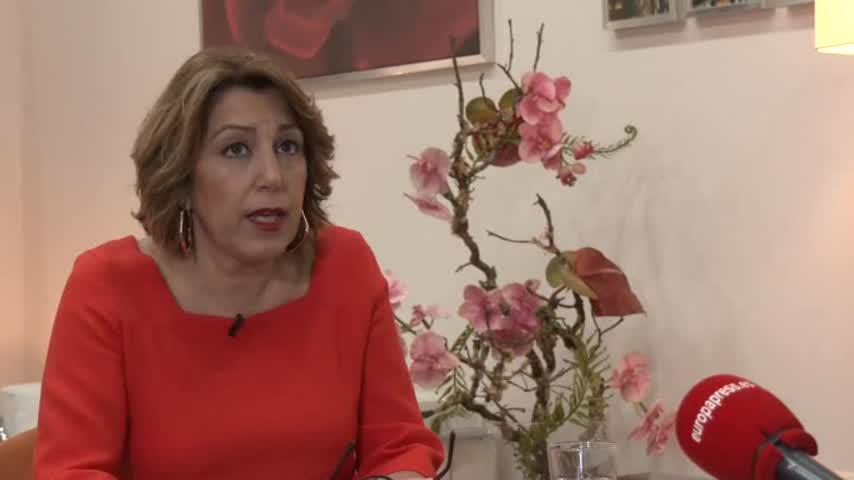 Susana Díaz acusa a la Junta de