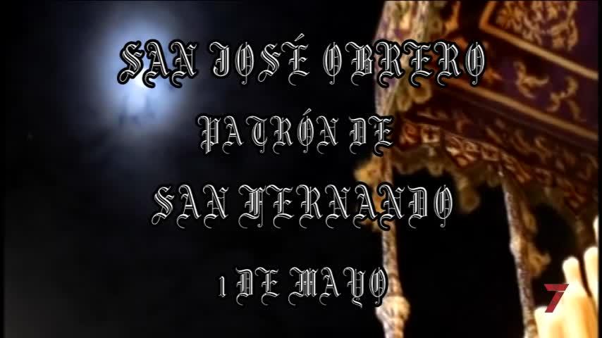 Semana Santa en el recuerdo: Semana Mayor del año 2001 y pregón de Daniel Nieto Vázquez