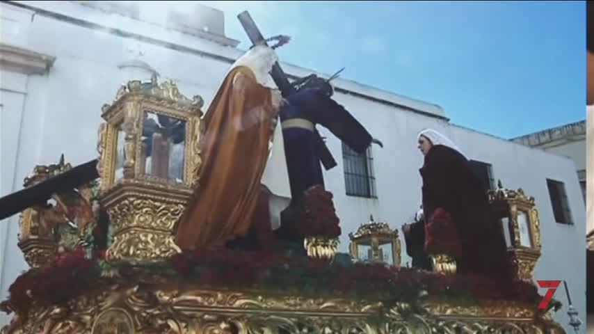La Semana Santa de Cádiz en Luz de Pasión de 7TV