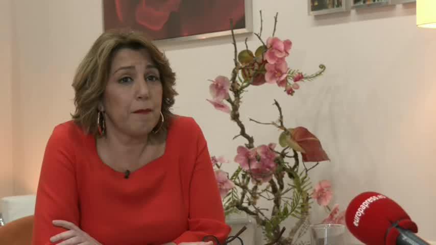 Susana Díaz critica el