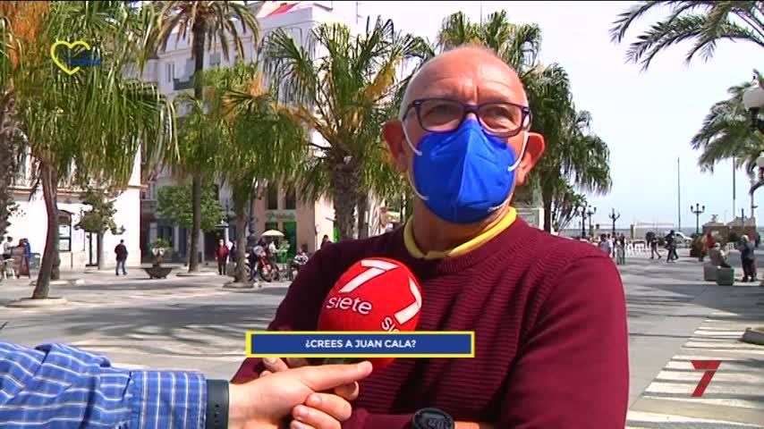 Los aficionados del Cádiz opinan sobre el conflicto Cala-Diakhaby