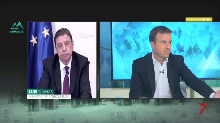 Luis Planas se suma a la renovación al frente del PSOE de Andalucía