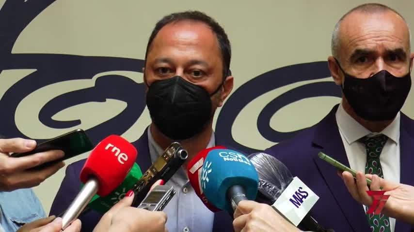 El PSOE quiere que el sustituto de Espadas sea también el candidato