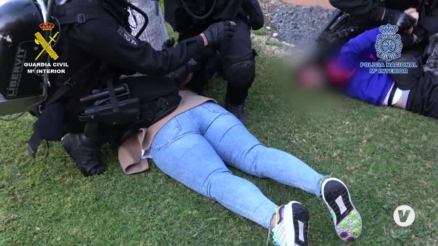 La red de narcotráfico que atribuyen a Nimo empleaba un dron con cámara térmica