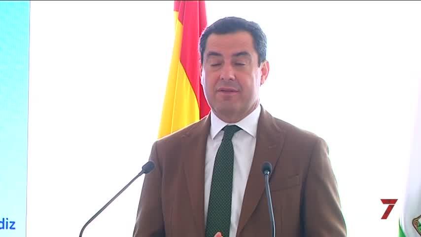 Moreno destaca el papel fundamental del puerto de Cádiz como fuente recuperación económica