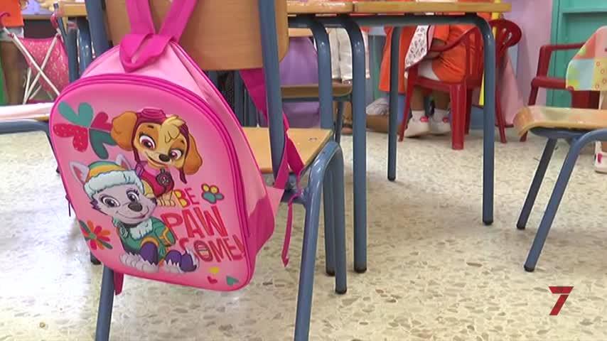 La caída de la natalidad y el Covid dejan plazas libres en los colegios de Jerez