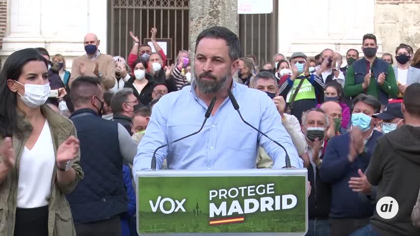 Vox critica que se prometa