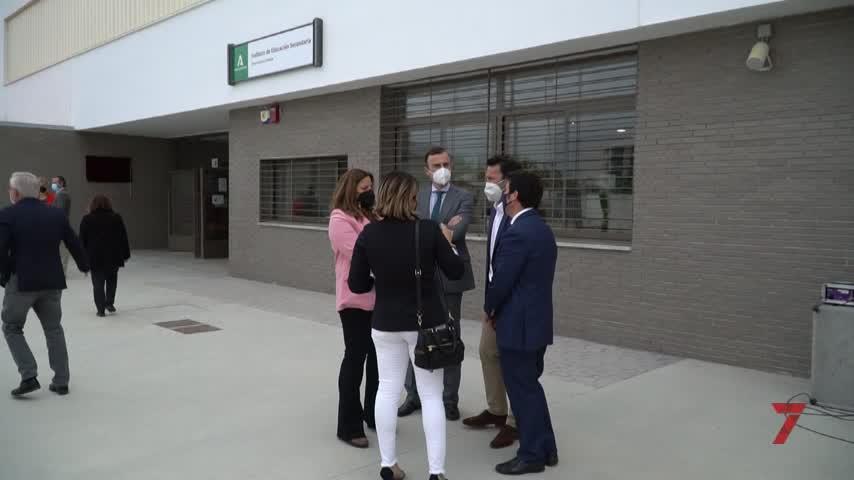 Educación destina 4,6 millones de euros al nuevo instituto 'Elena García Armada' en Jerez