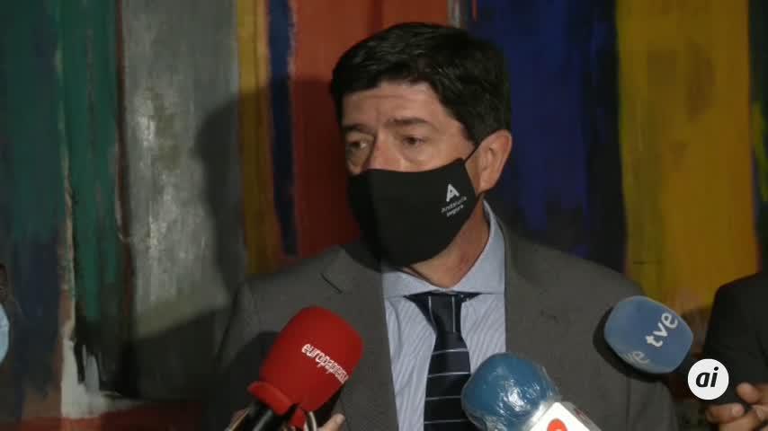 Juan Marín, partidario de