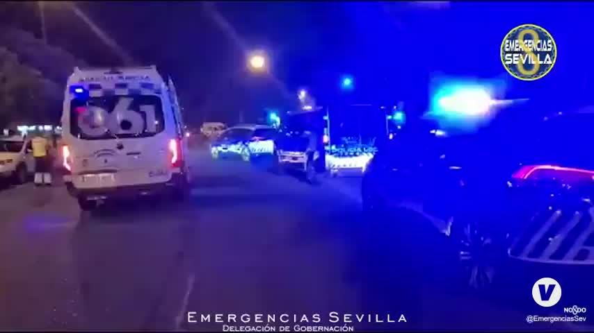 Detenido el presunto autor del atropello mortal de un hombre en Sevilla