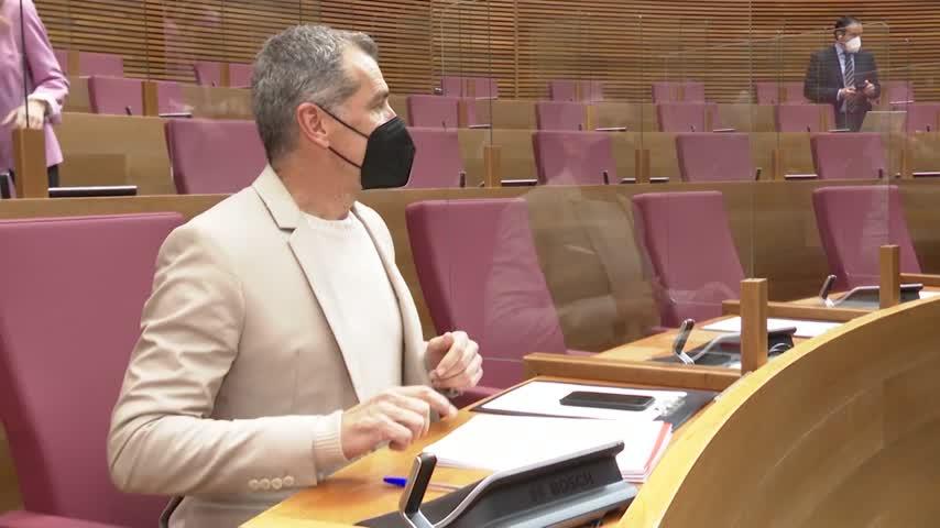 La Justicia da la razón al PSOE y elimina a Toni Cantó de la lista de Ayuso