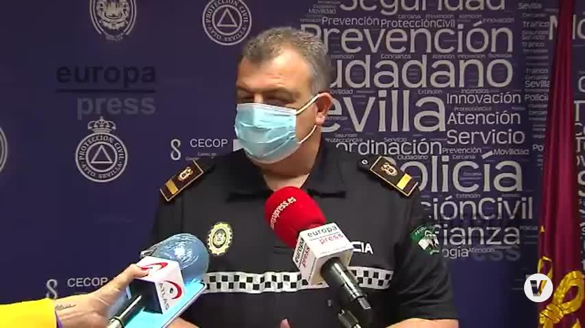 El autor del atropello mortal de Sevilla tiene