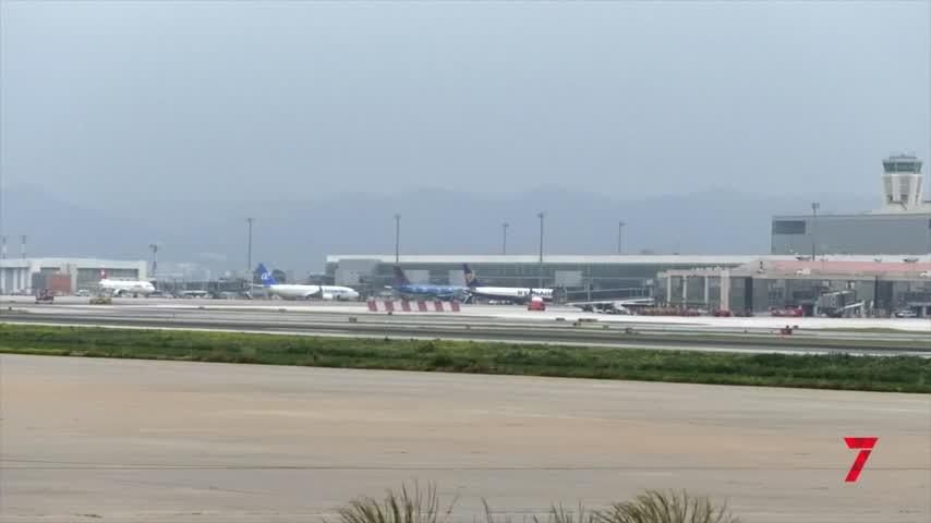 La cifra de viajeros en el aeropuerto de Málaga cae 87 por ciento en marzo respecto a 2019