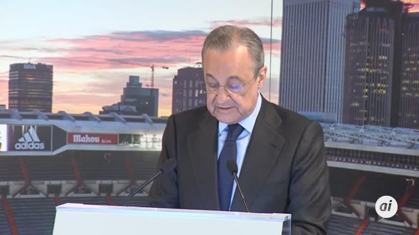 Florentino Pérez, el nuevo Bernabéu y el horizonte 'galáctico'