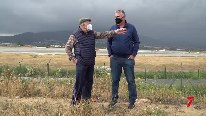 El PSOE exige que la ciudad aeroportuaria
