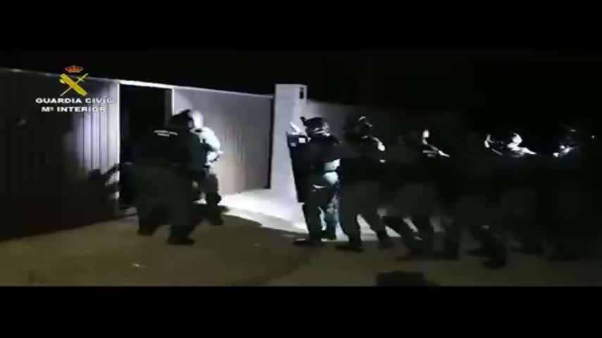 Otros once detenidos acusados de blanquear para traficantes del Campo de Gibraltar