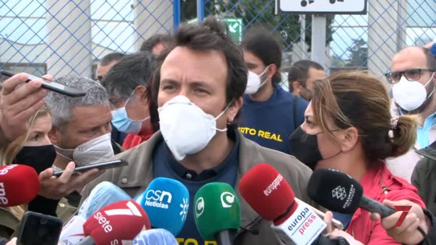 """El alcalde pide al PP y PSOE que """"dejen de tirarse los trastos a la cabeza"""" por Airbus"""