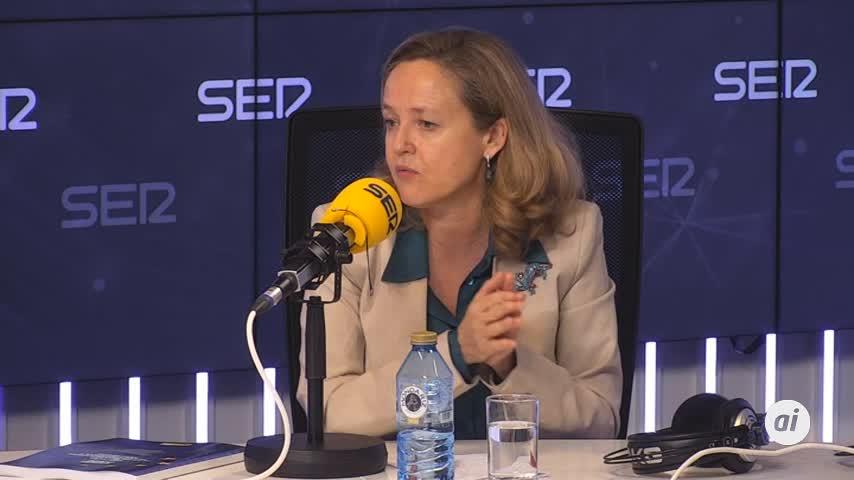 Nadia Calviño estima que los fondos europeos empezarán a llegar a partir de junio