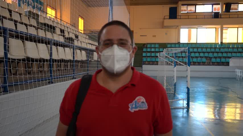 Juan José Heras analiza la actuación de su equipo en la Fase Final de la Copa Andalucía A