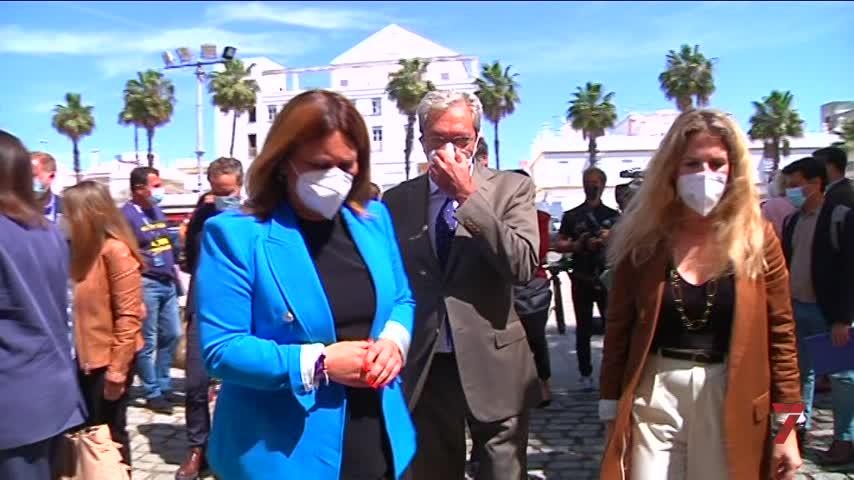 Las administraciones se unen y piden que no se cierre la planta de Airbus en Puerto Real