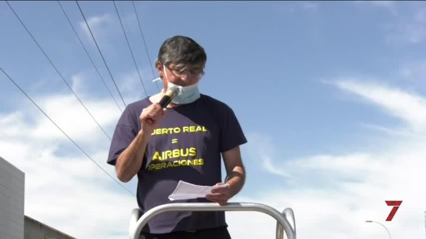 Airbus Puerto Real: una batalla ganada pero no la guerra porque su futuro sigue en el aire