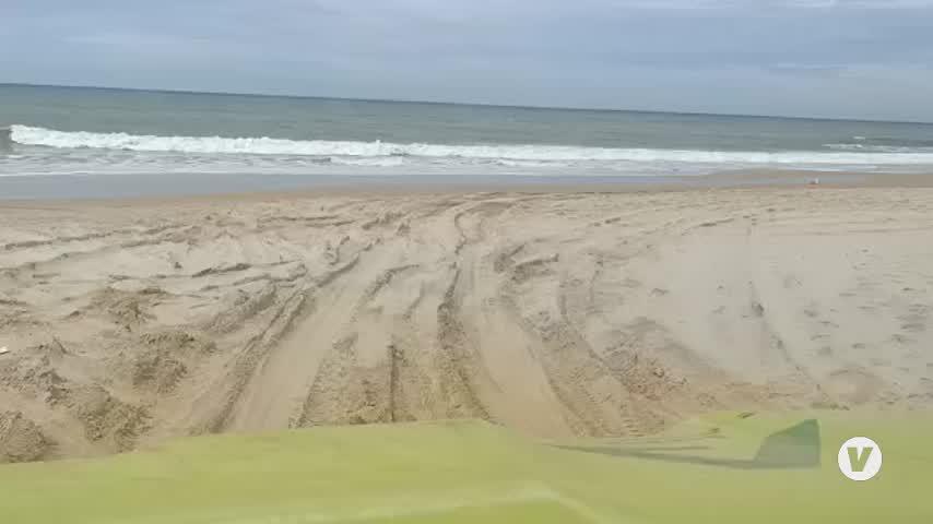 Concluye la limpieza de las manchas de hidrocarburo en la costa de Huelva