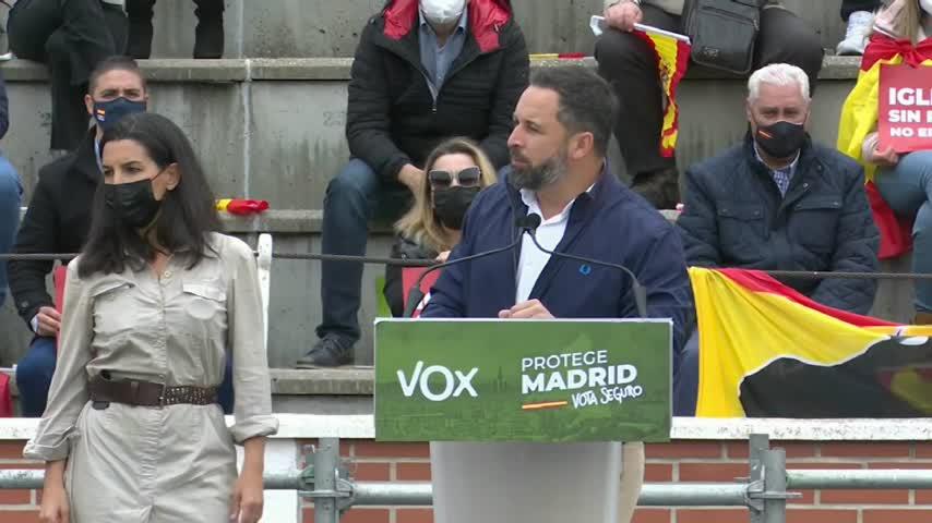 Santiago Abascal: