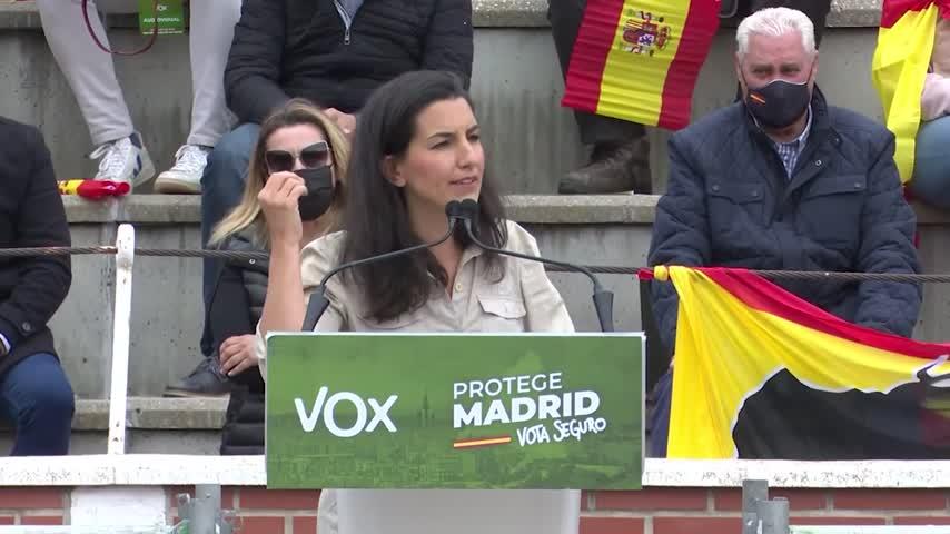 La polémica entre Pablo Iglesias y Rocío Monasterio marca la actualidad política