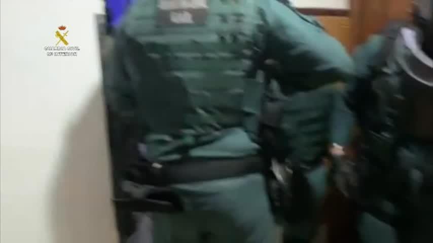 Desarticulan en Córdoba y Málaga una red criminal que transportaba cocaína