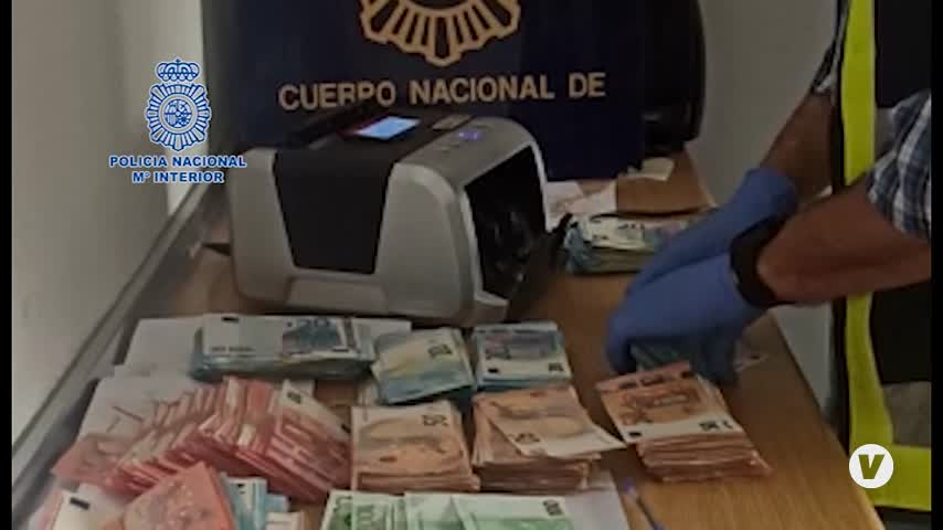 Tres detenidos en San Roque por suministrar cocaína a varios puntos de venta de la comarca