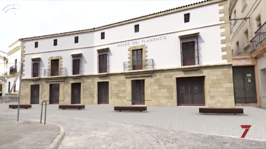 La Junta saca a licitación las obras del Museo del Flamenco en Jerez por 6,8 millones